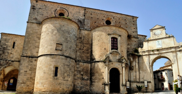 Gerace - Cathedral