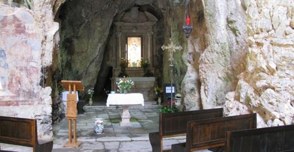 Monte Stella Sanctuary - Pazzano