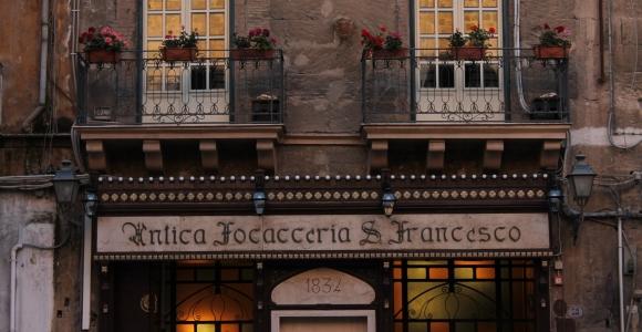 Antica Focacceria S.Francesco - Palermo