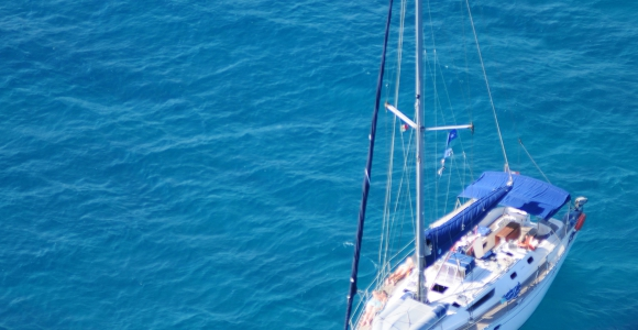 Marina di Gioiosa - Barca a vela