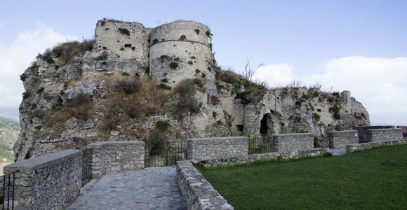 Gerace - Castello