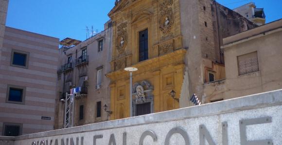Piazza della Memoria- Palermo