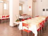 Sala Colazione - Ostello Locride -I viaggi del GOEL - Ph. Giuditta Marino