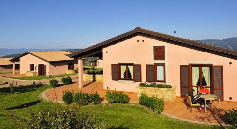 Cottage - Popilia Resort - I Viaggi del Goel
